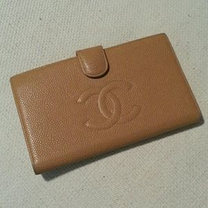 Classic timeless chanel wallet